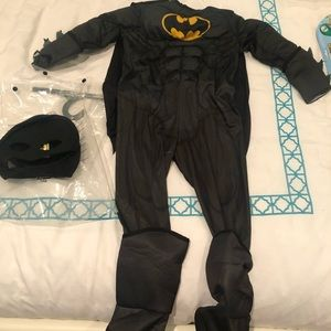 Batman outfit with mask